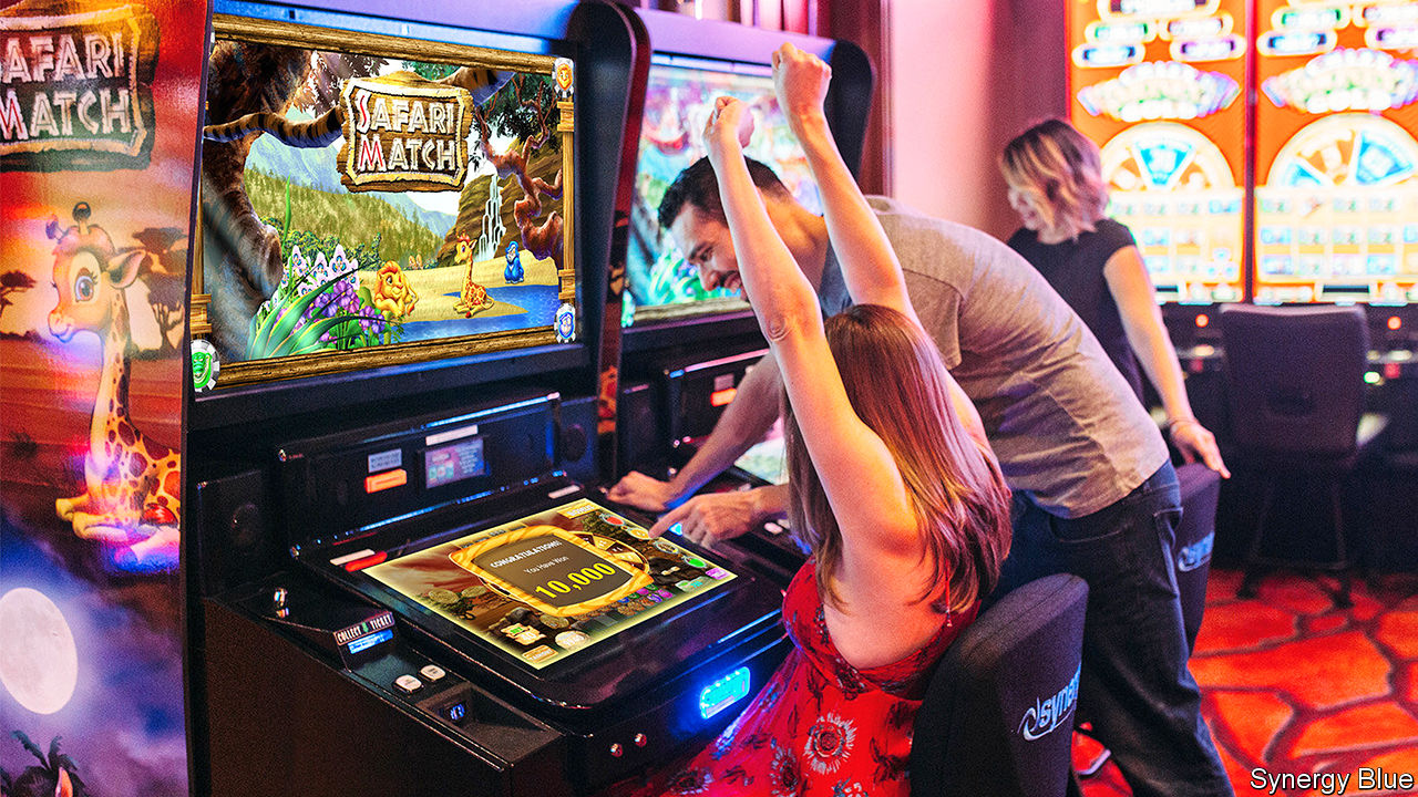Casino games- Skill or luck?