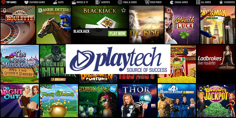 Playtech Casinos Give You the Ultimate Gaming experience